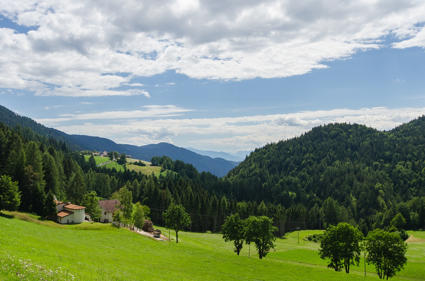 Landhaus Leonhard im Grünen